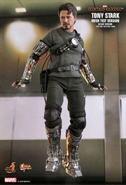 "Iron Man - Tony Stark Mech Test 1:6 Scale 12"" Action Figure 