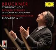 Symphony No 2 / Richard Strauss: Der Bürger   CD
