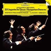 21 Hungarian Dances   Vinyl
