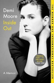 Inside Out - A Memoir | Paperback Book