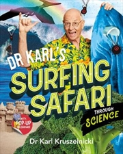 Dr Karl's Surfing Safari through Science | Paperback Book