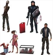 "The Walking Dead - 7"" Comic Series 2 Action Figure Assortment | Merchandise"