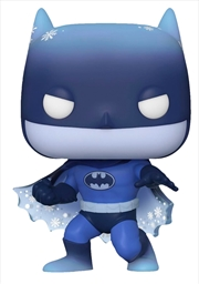 Batman - Batman Silent Night Holiday US Exclusive Pop! Vinyl [RS] | Pop Vinyl