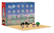 Dragon Ball Z - Pocket Pop! Advent Calendar | Pop Vinyl
