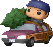 National Lampoons - Clark with Station Wagon Pop! Ride | Pop Vinyl