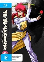 Yu Yu Hakusho - Season 4 | Blu-ray