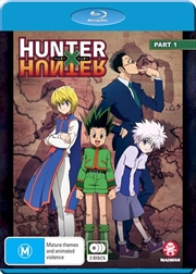 Hunter X Hunter - Part 1 - Eps 1-26 | Blu-ray