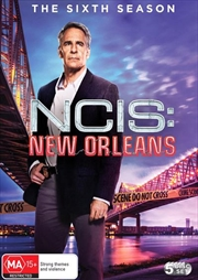NCIS - New Orleans - Season 6 | DVD