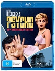 Psycho | Uncut Edition | Blu-ray