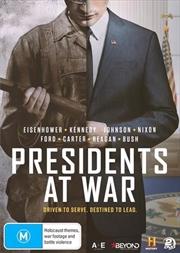 Presidents At War | DVD