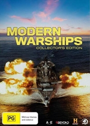 Modern Warships | Collector's Edition | DVD