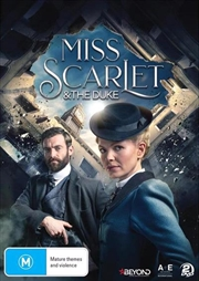 Miss Scarlet and The Duke | DVD