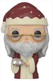 Harry Potter - Dumbledore Holiday Pop! Vinyl | Pop Vinyl