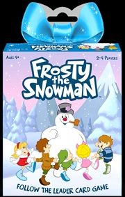 Frosty The Snowman Card Game | Merchandise