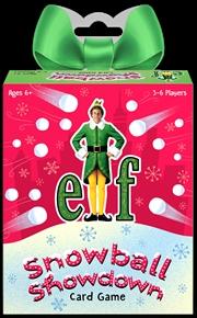 Elf - Snowball Showdown Card Game | Merchandise