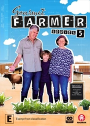 Gourmet Farmer - Series 5 | DVD