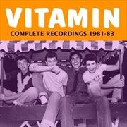 Complete Recordings 1981-83 | Cassette