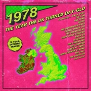 1978: The Year The Uk Turned | CD