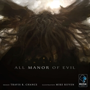 All Manor Of Evil | Merchandise
