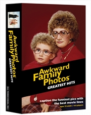 Awkward Family Photos Greatest Hits   Merchandise