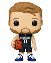 NBA: Mavericks - Luka Doncic (alternate) Pop! Vinyl | Pop Vinyl