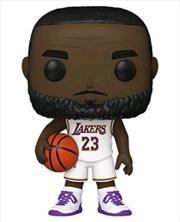 NBA: Lakers - LeBron James (alternate) Pop! Vinyl | Pop Vinyl