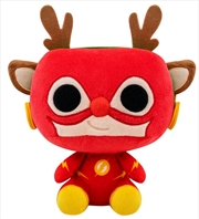 Flash - Rudolph Flash Holiday Plush | Toy
