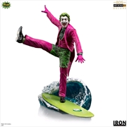Batman (1966) - Joker Surfing 1:10 Scale Statue | Merchandise