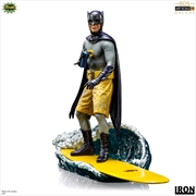 Batman (1966) - Batman Surfing 1:10 Scale Statue | Merchandise