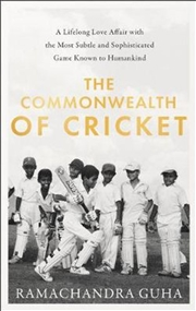 Commonwealth Of Cricket | Paperback Book