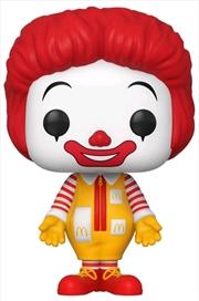 McDonalds - Ronald McDonald Pop! Vinyl | Pop Vinyl
