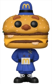 McDonalds - Officer Big Mac Pop! Vinyl | Pop Vinyl