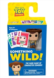 Toy Story - Something Wild Card Game | Merchandise