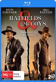 Hatfields and McCoys | Blu-ray