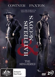 Hatfields and McCoys | DVD