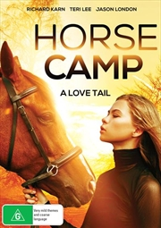 Horse Camp - A Love Tail | DVD