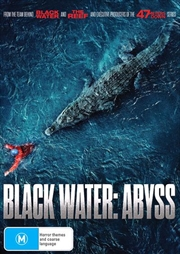 Black Water - Abyss | DVD