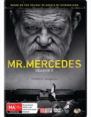 Mr. Mercedes - Season 3 | DVD