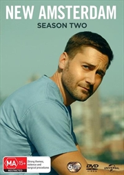 New Amsterdam - Season 2 | DVD
