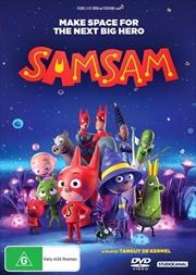 SamSam | DVD