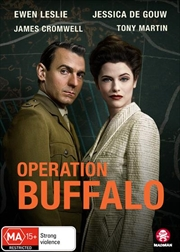 Operation Buffalo | DVD