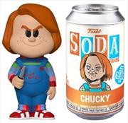 Child's Play - Chucky Vinyl Soda | Pop Vinyl