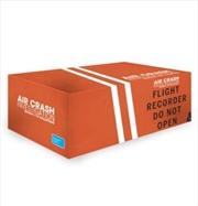 Air Crash Investigations - Season 1-18 Collection | DVD