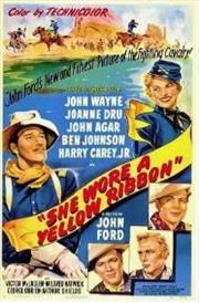 She Wore A Yellow Ribbon | DVD