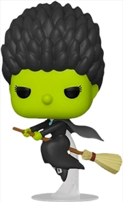 Simpsons - Marge Simpson as Witch Pop! Vinyl | Pop Vinyl