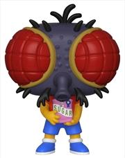 Simpsons - Bart Fly Pop! Vinyl | Pop Vinyl