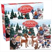 Rudolph 1000 Piece Puzzle | Merchandise