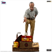 Stan Lee - Deluxe 1:10 Scale Statue | Merchandise