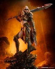 Sideshow Originals - Dragon Slayer Statue | Merchandise