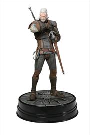 Witcher 3 - Geralt Heart of Stone Deluxe Figure | Merchandise